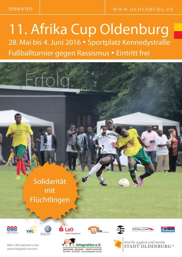 Plakat Afrika -Cup Ol 2016-001